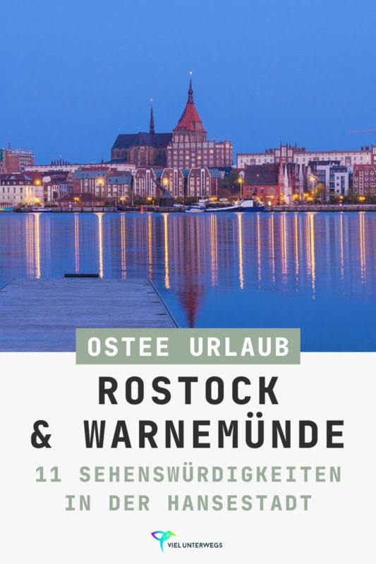 Rostock & Warnemünde Tipps