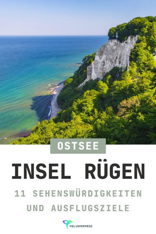 Pinterest Ostseeinsel Rügen Sehenswürdigkeiten und Tipps