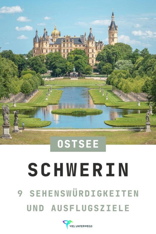 Schwerin Tipps und 9 Sehenswürdigkeiten Pinterest
