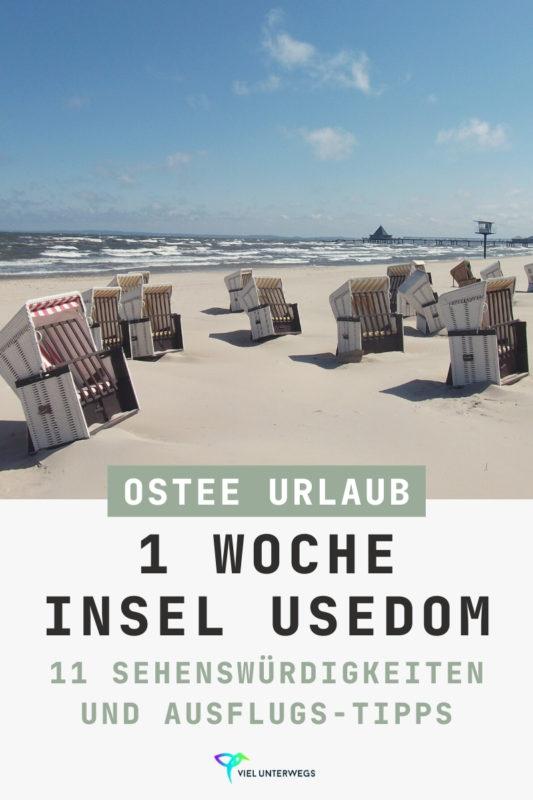 Usedom Tipps und Ausflugsziele mit Attraktionen