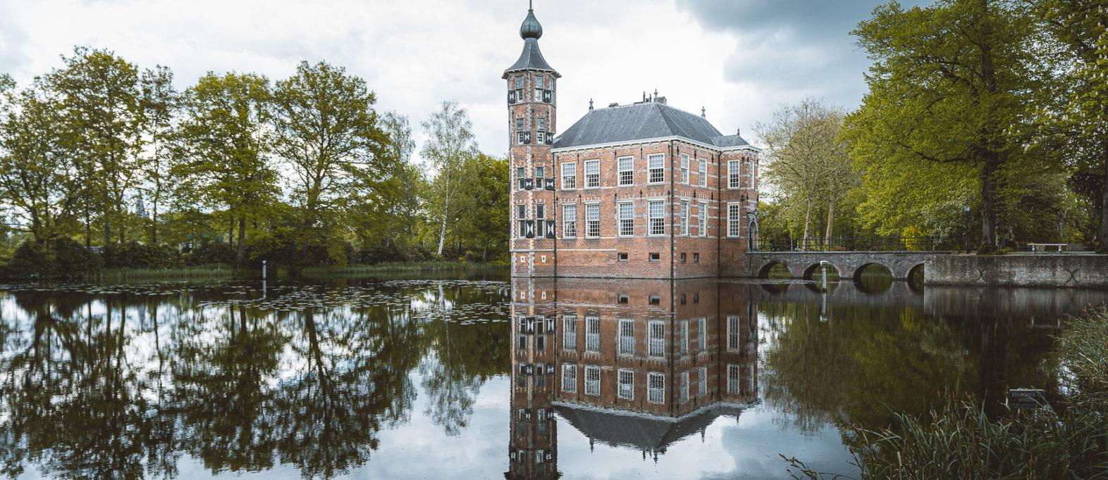 Sehenswürdigkeiten Nordbrabant Breda Schloss Bouvigne
