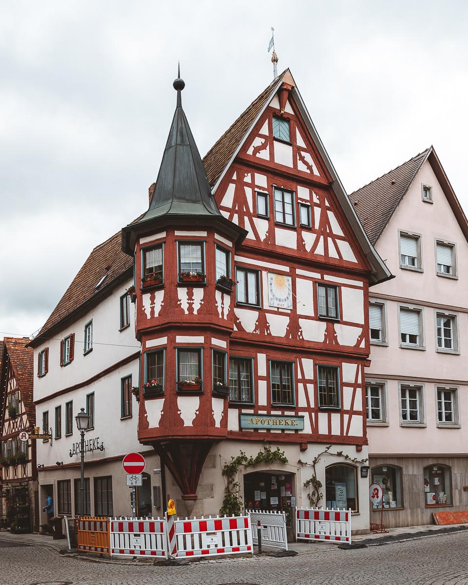 Liebliches Taubertal: Die Highlights meines Roadtrips im Norden von Baden-Württemberg 4