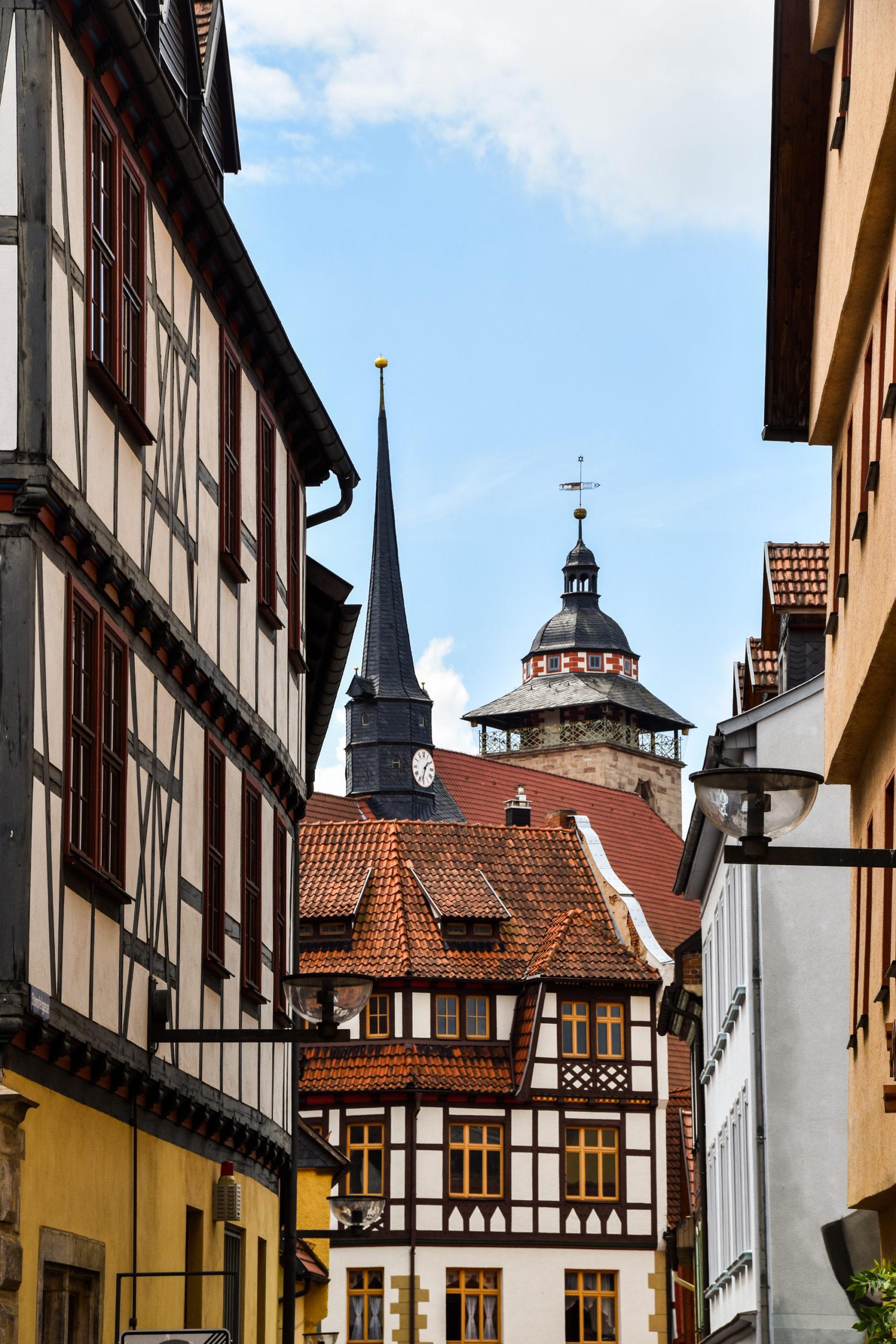 Thüringens schöner Südwesten: Die Region Schmalkalden-Meiningen 1