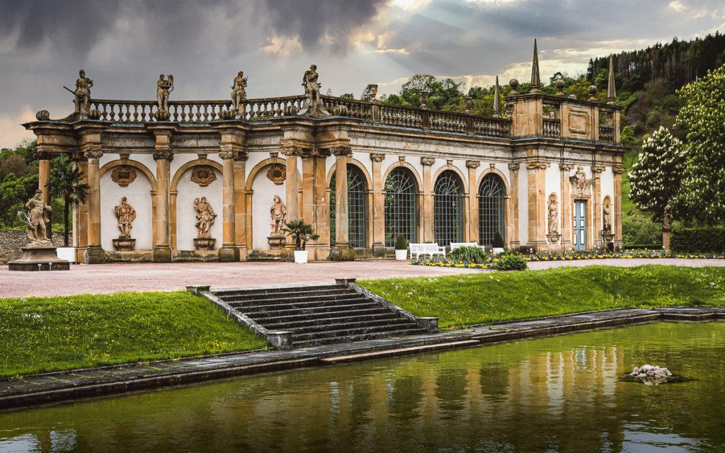 Orangerie im Schloss Weikersheim