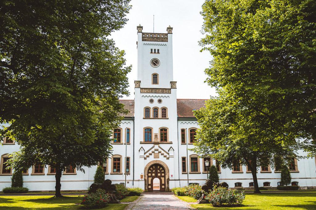 Auricher Schloss Ostfriesland