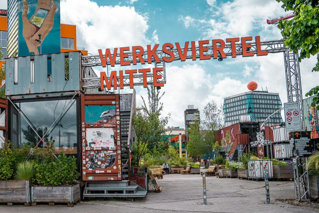Geheimtipps München Werksviertel-Mitte