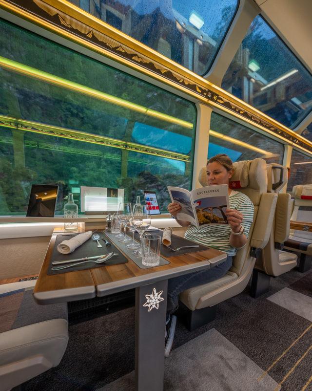 Schöne Orte in der Schweiz mit der Bahn erkunden: 5 Tipps für Panoramarouten 2