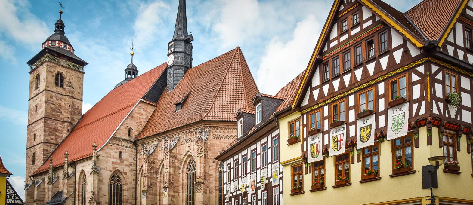 Thüringens schöner Südwesten: Die Region Schmalkalden-Meiningen