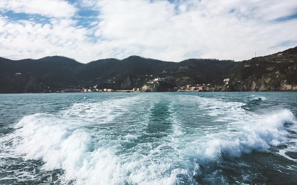 Tolles Erlebnis: Bootstour Cinque Terre