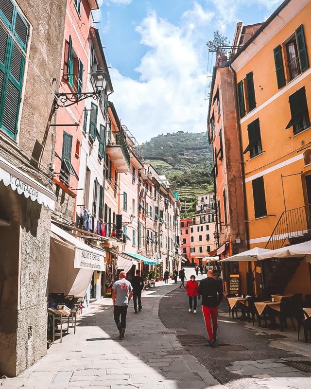 Cinque Terre: Sehenswürdigkeiten und Tipps für Italiens bunte Dörfer 10