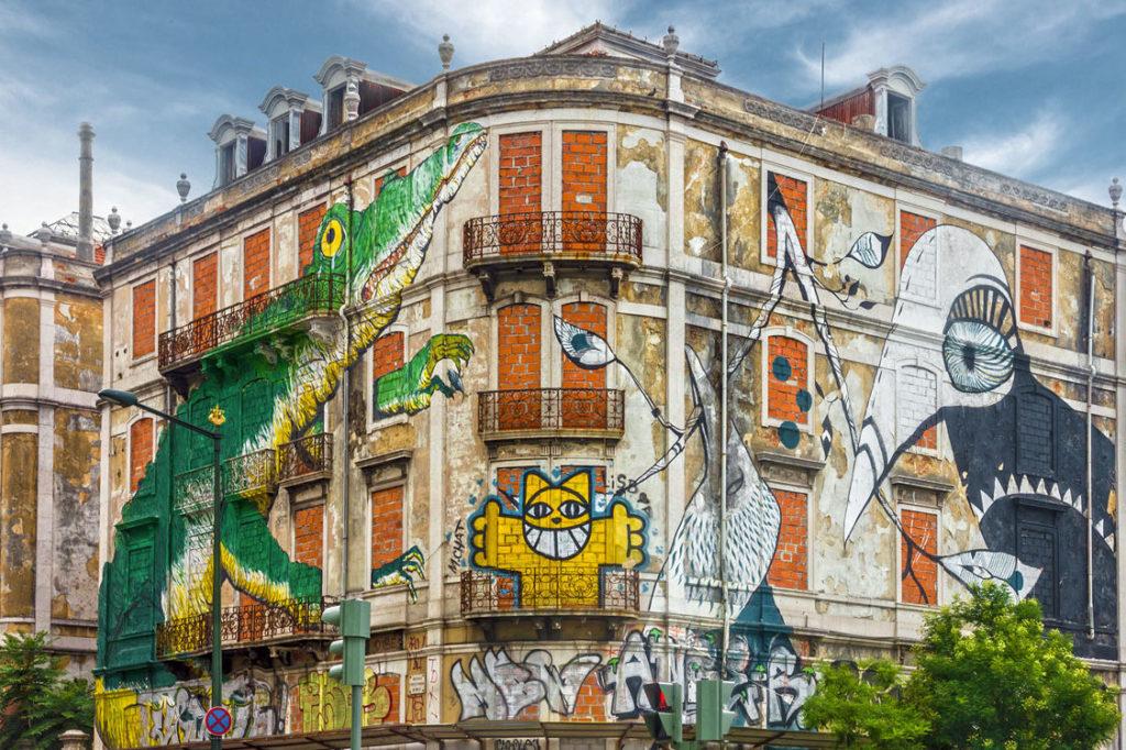 Geheimtipp Lissabon: Street Art