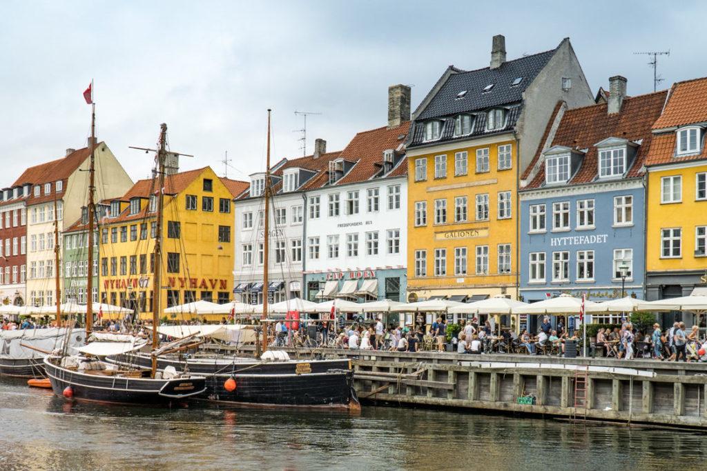 Nyhavn - beliebteste Sehenswürdigkeit Kopenhagens