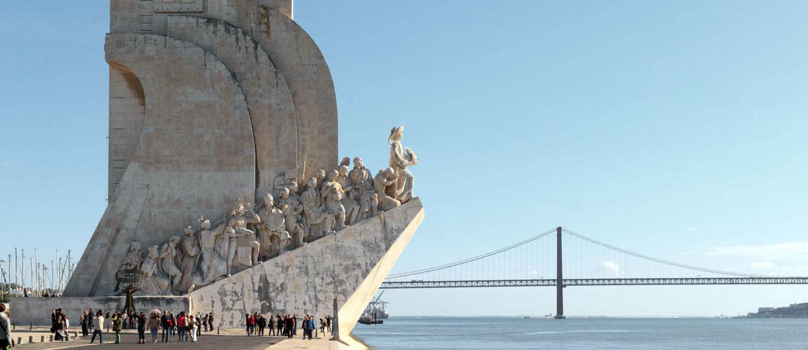 Lissabon Sehenswürdigkeiten TIpps Entdecker Denkmal