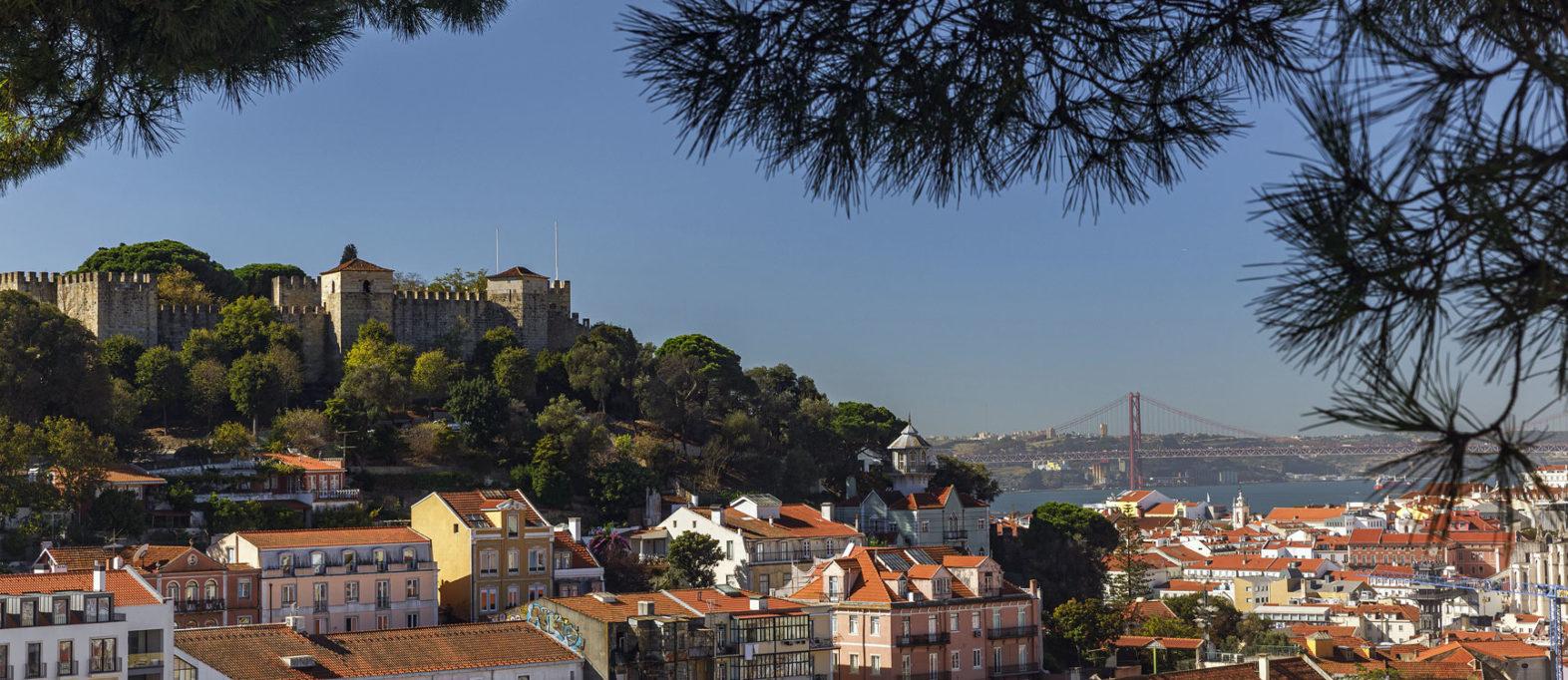 Lissabon Sehenswürdigkeiten Aussichten