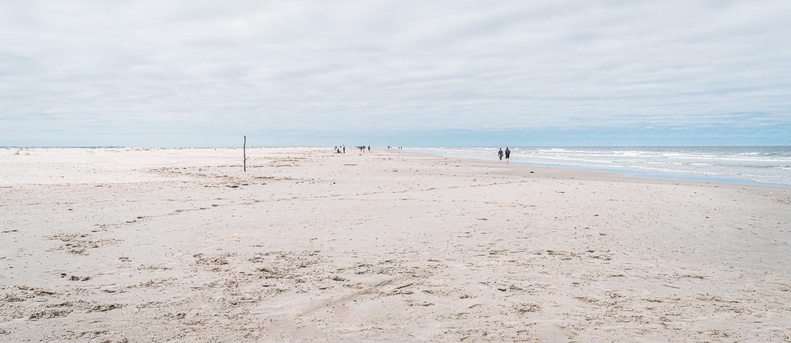 Nordsee Insel Juist Billriff