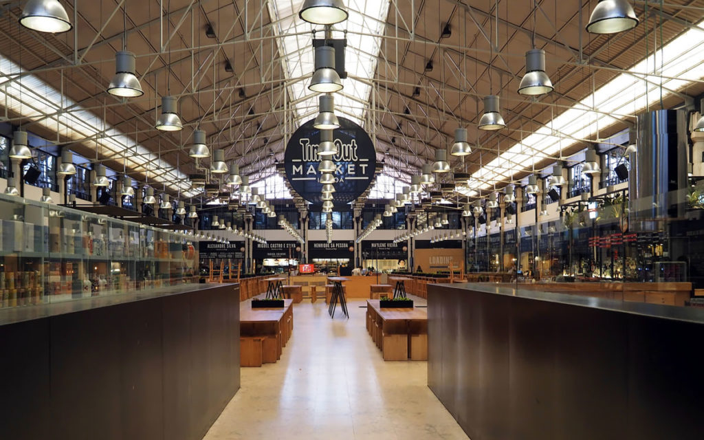 Geheimtipp Lissabon: Markthalle TimeOut Mercado da Ribeira