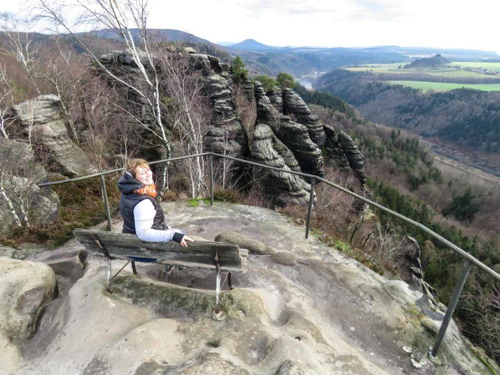 Schmilka ist der perfekte Ausgangsort fürs Wandern in der Sächsischen Schweiz