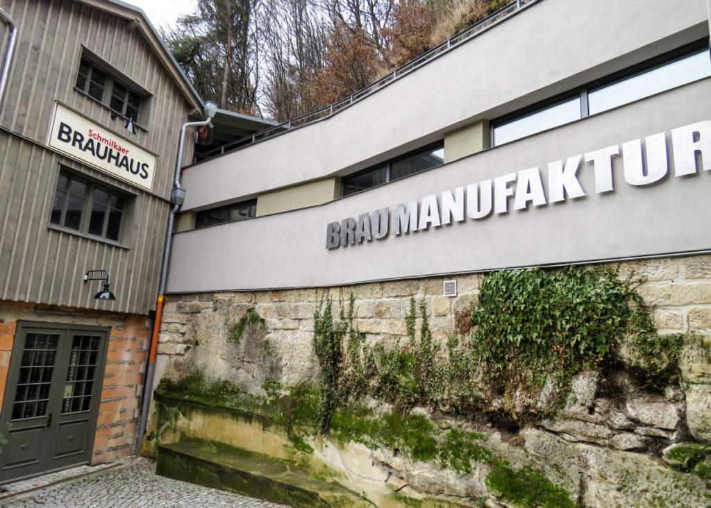 Brauhaus Schmilka Sächsische Schweiz