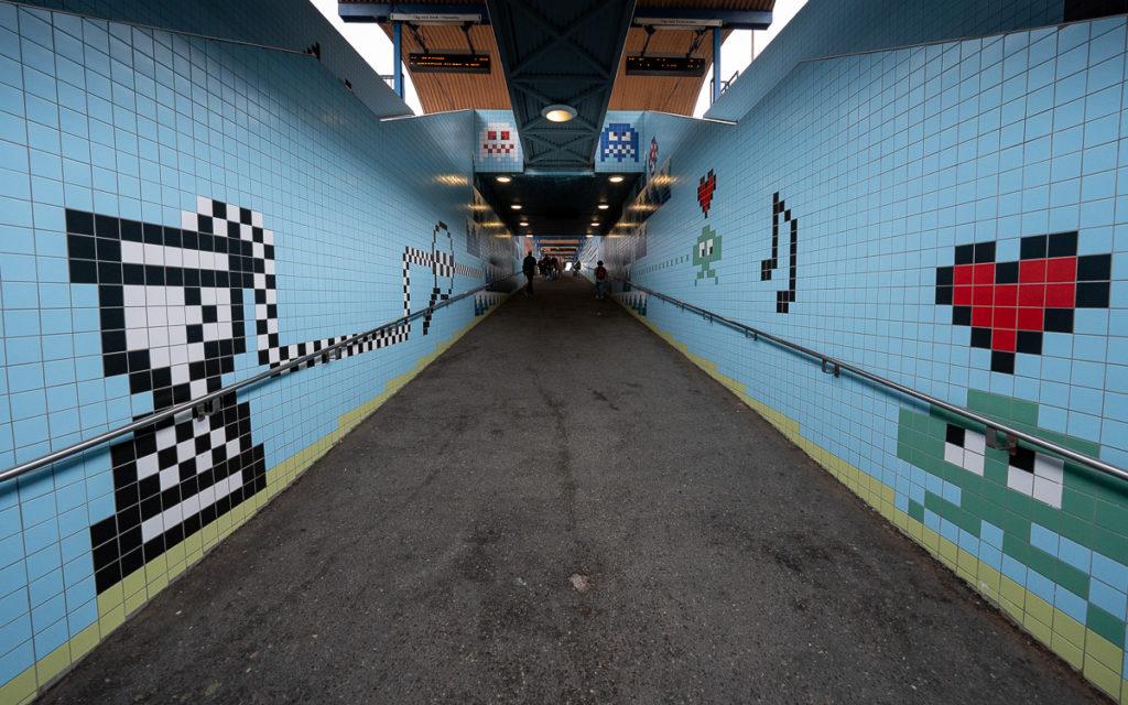 Stockholm: Kunst in den U-Bahn-Stationen auf eigene Faust als Tour 16