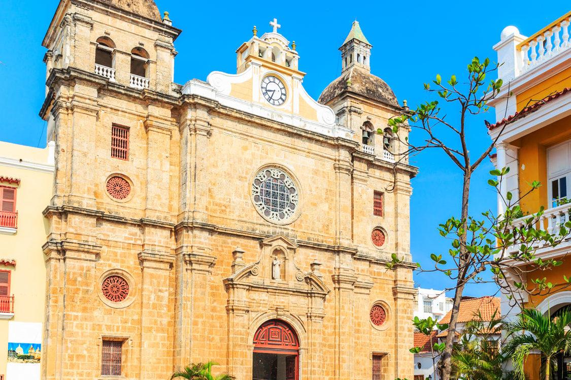 Cartagena Kolumbien