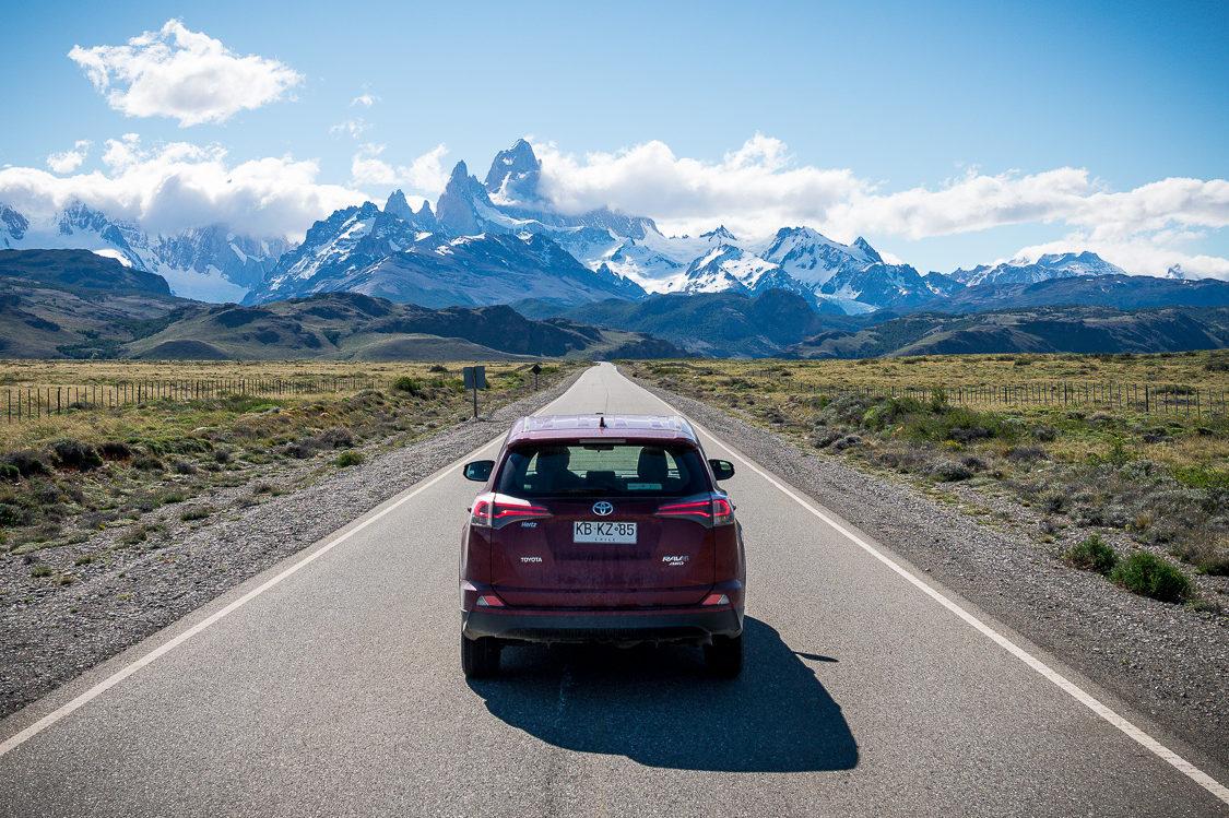 Mietwagen Chile Argentinien