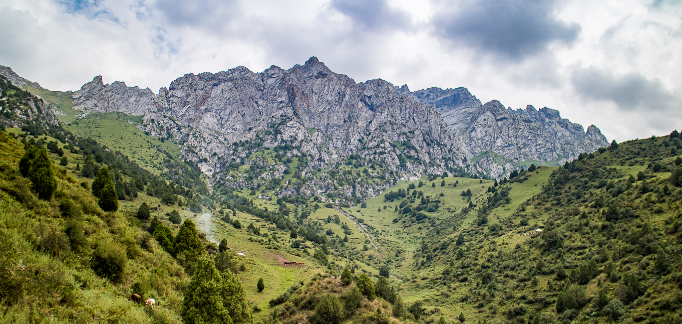 Kirgistan – Entdecke das Leben der Nomaden in Jurten