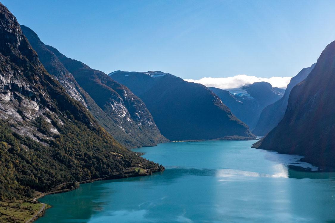 Top-Sehenswürdigkeiten Norwegen