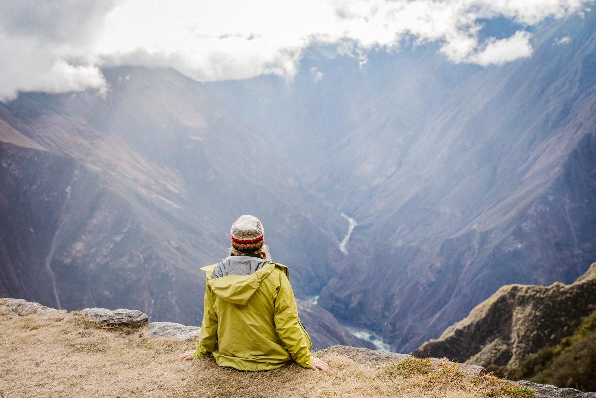 Peru Reisebericht Choquequirao Canyon