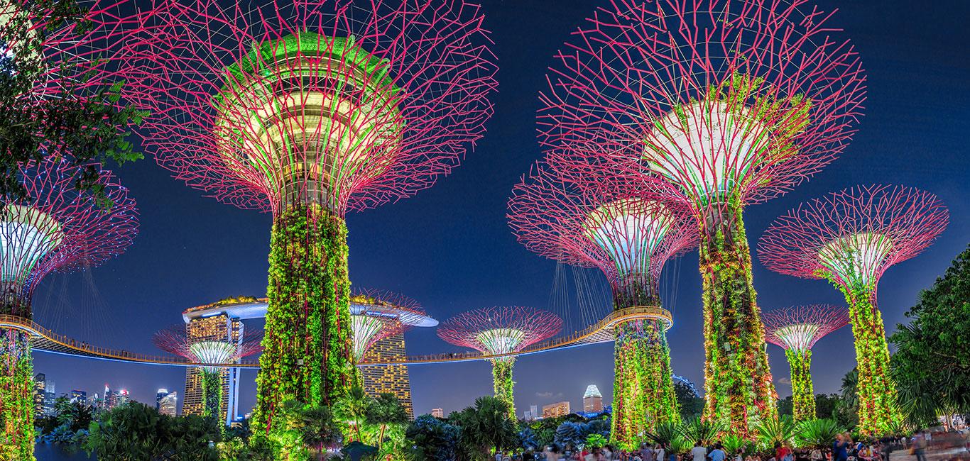 Singapur Reiseberichte & Tipps